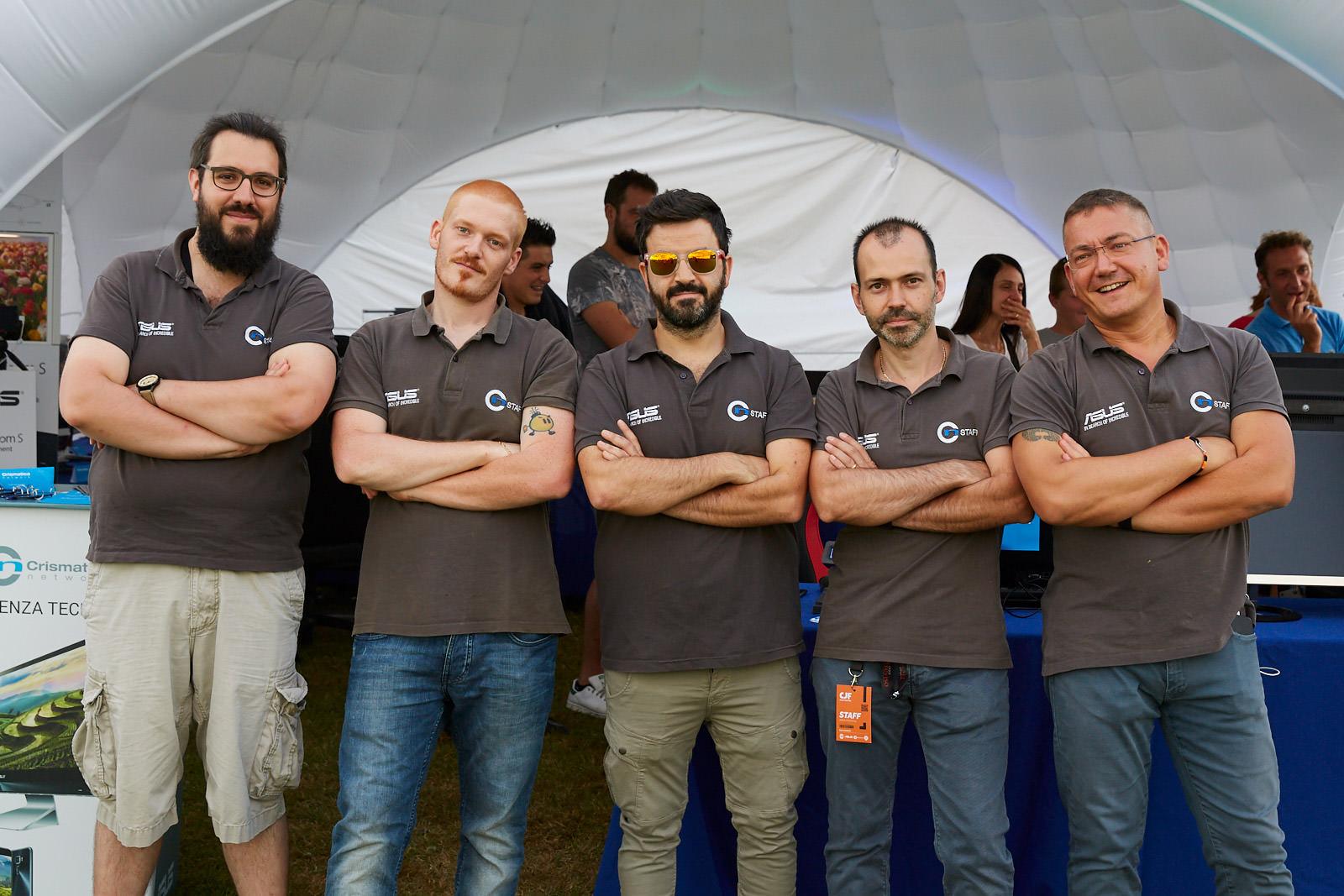 Team Crismatica Network