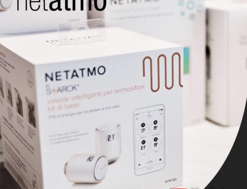 Netatmo, il termostato smart
