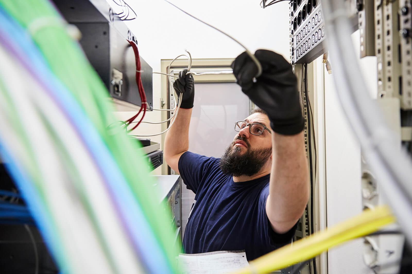Servizi per le aziende: assistenza e riparazione dispositivi