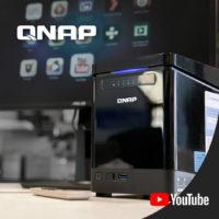 recensione QNAP archiviazione