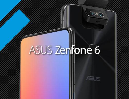 ASUS Zenfone 6: selfie incredibili